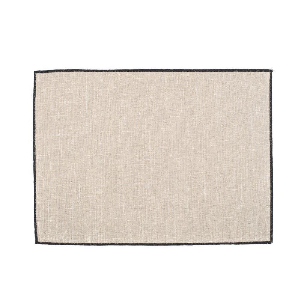 BORGO NATUREL SET DE TABLE 35 x 48 cm( les 6 Pièces )