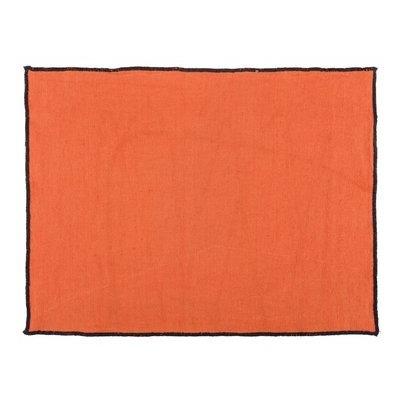 BORGO PAPRIKA SET DE TABLE 35x48 cm ( les 6 Pièces )