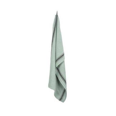 TORCHON OLBIA CELADON 46x70cm ( Les 3 pièces )