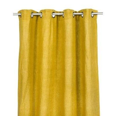 Rideaux en lin PROPRIANO absinthe 140*280cm