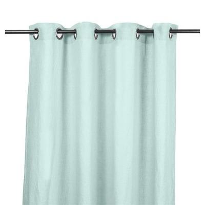 Rideaux en lin PROPRIANO celadon 140*280cm