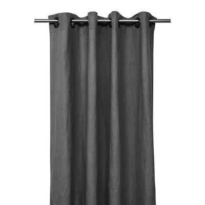 Rideaux en lin PROPRIANO granit 140*280cm