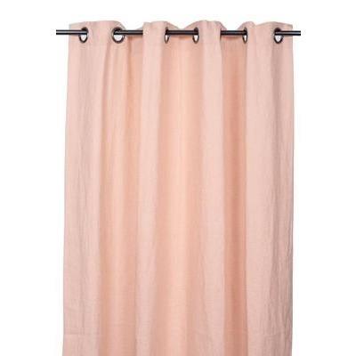 Rideaux en lin PROPRIANO nude 140*280cm