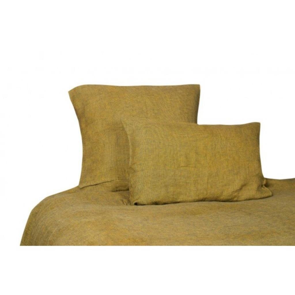 Linge de lit camden bronze