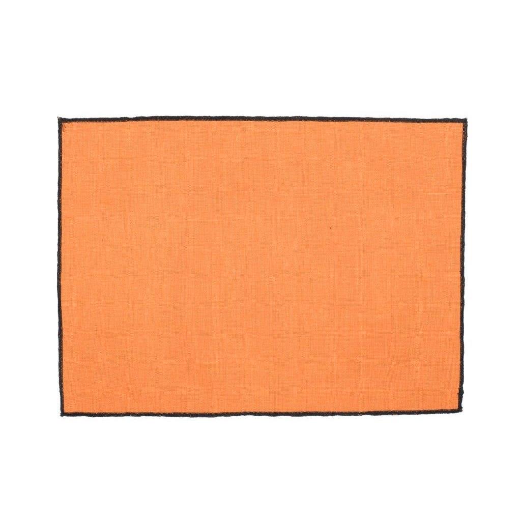BORGO ABRICOT SET DE TABLE 35x 48 cm ( les 6 Pièces )