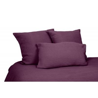 Linge de lit viti purple